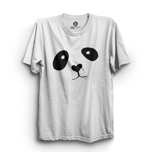 HS- PANDA EYES (WHITE-BLACK)