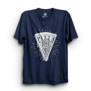 HS- PIZZA BITE (NAVY-WHITE)