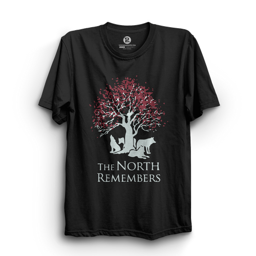HS- THE NORTH REMEMBERS (BLACK)