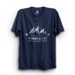 HS- KEEP CALM & CAMP ON (NAVY-WHITE)