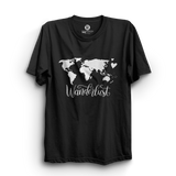 HS- WANDERLUST EARTH (BLACK-WHITE)