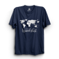 HS- WANDERLUST EARTH (NAVY-WHITE)