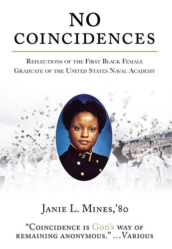 CDs - No Coincidences - Reflections of the First Black Female Graduate of the United States Naval Academy