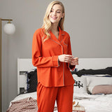 Cotton Women Pajama Set - Nikkiaz