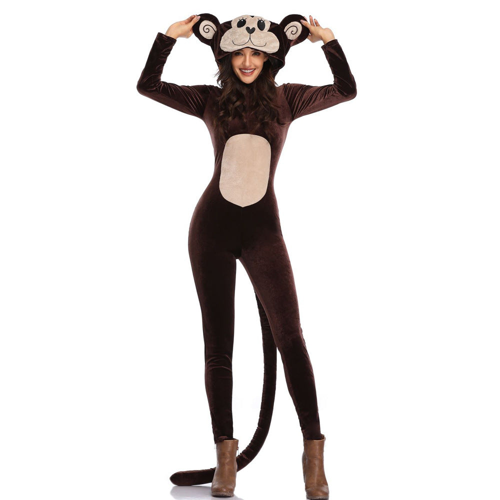 Party Monkey Costume - Nikkiaz