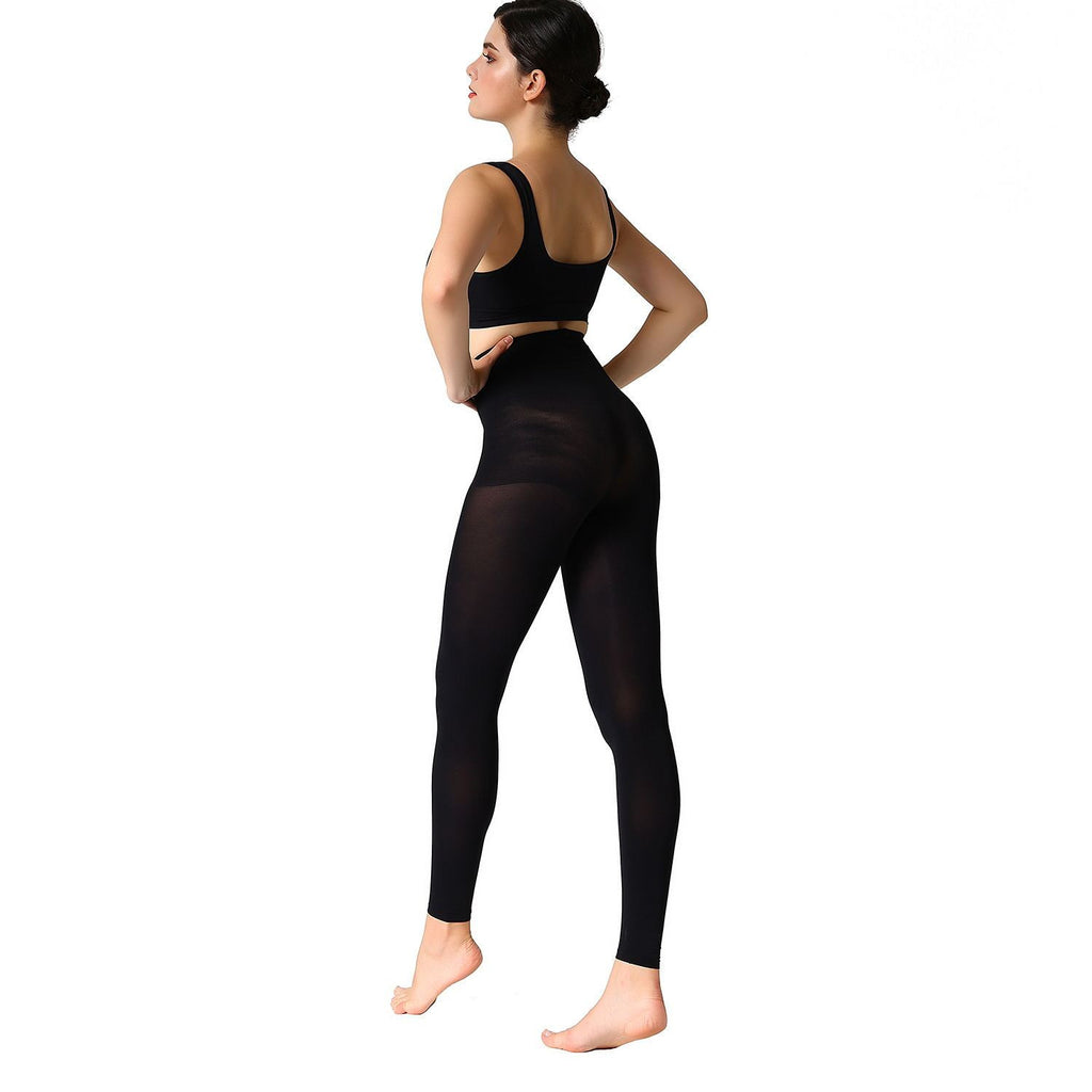 Opaque Run Resistant Tights 2 Pairs - Nikkiaz