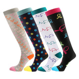 Knee High Compression Socks 15-20mmHg