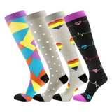 Flight Travel Compression Socks - Nikkiaz