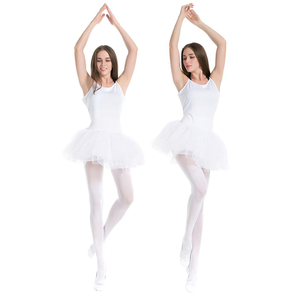 Convertible Ballet Dance Tights - Nikkiaz