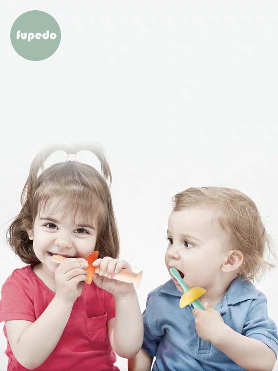 FUPEDO 1PC Kids Soft Silicone Training Toothbrush Baby Children Dental Oral Care Tooth Brush Tool Baby kid tooth brush baby items