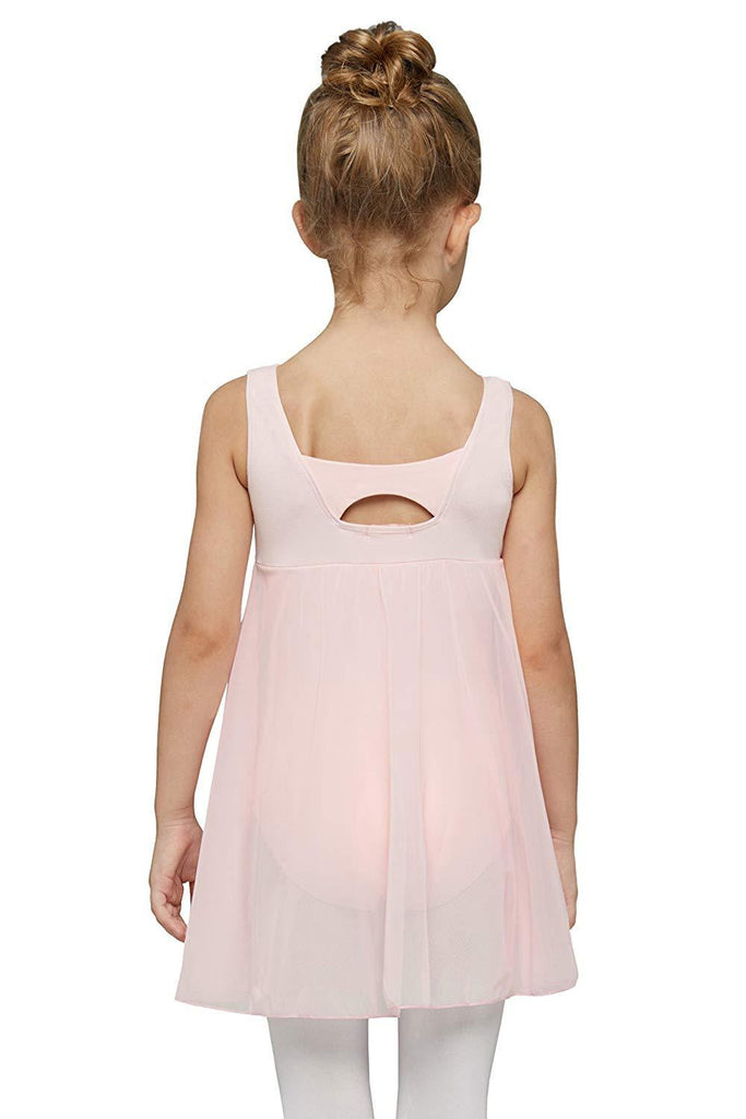 Girls' Tank Leotard Dress - Nikkiaz