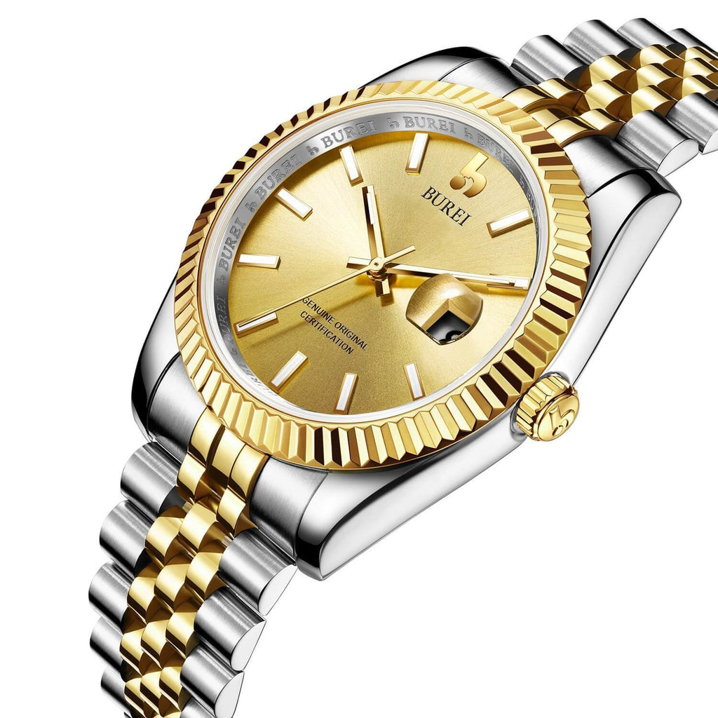 Automatic Stainless Mechanical Watch - Nikkiaz