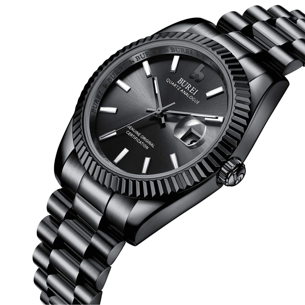 Stainless Steel Quartz Watch