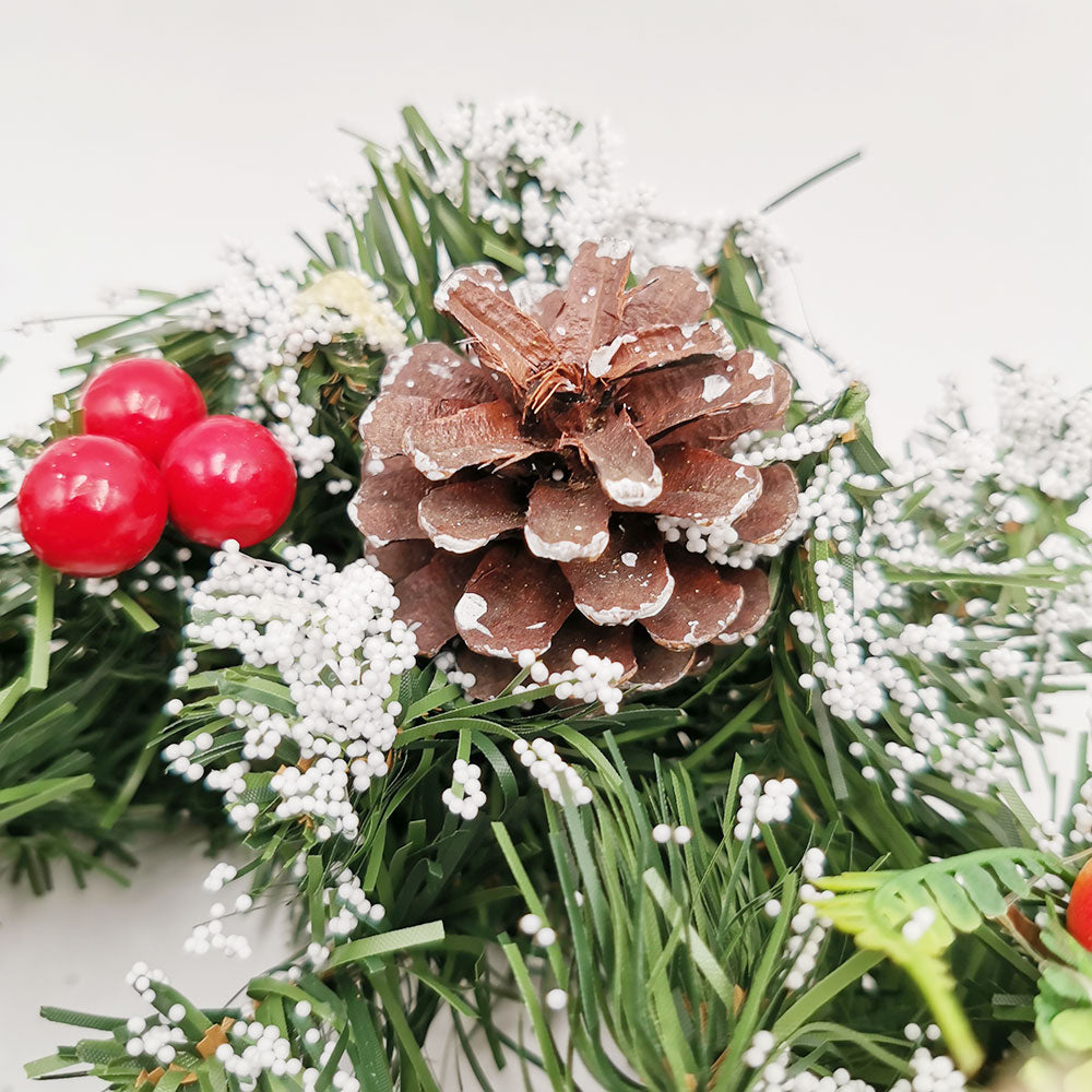 Christmas Decorations For Home Rattan Festive Party Rattan - Nikkiaz