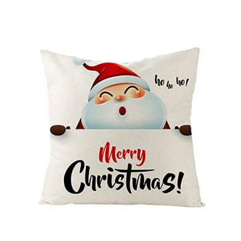 1Pcs  Happy New Year Christmas Santa Claus Xmas Decorations for Home - Nikkiaz