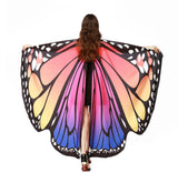 Butterfly Wings Beach Costume - Nikkiaz