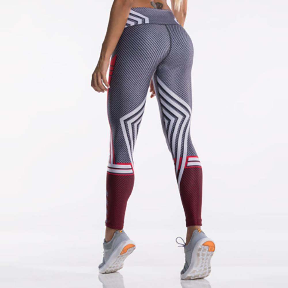 Sugar Skull Workout Yoga Pants - Nikkiaz