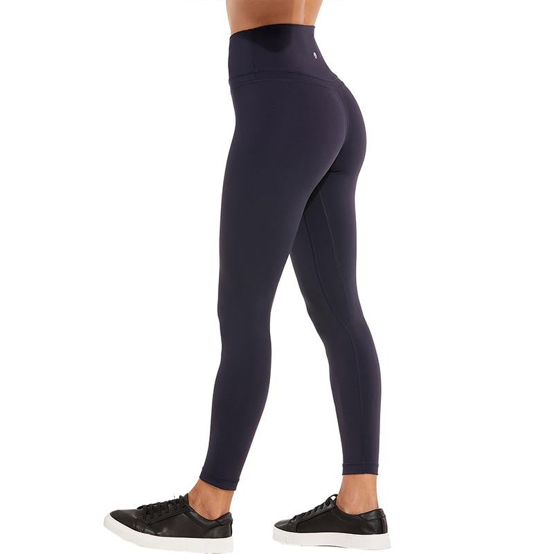 High-Rise Fitness Leggings - Nikkiaz