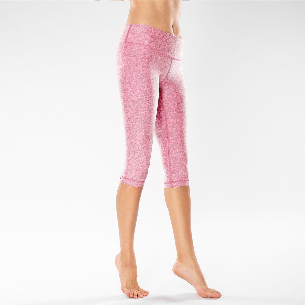 Workout Capri Leggings with Pockets