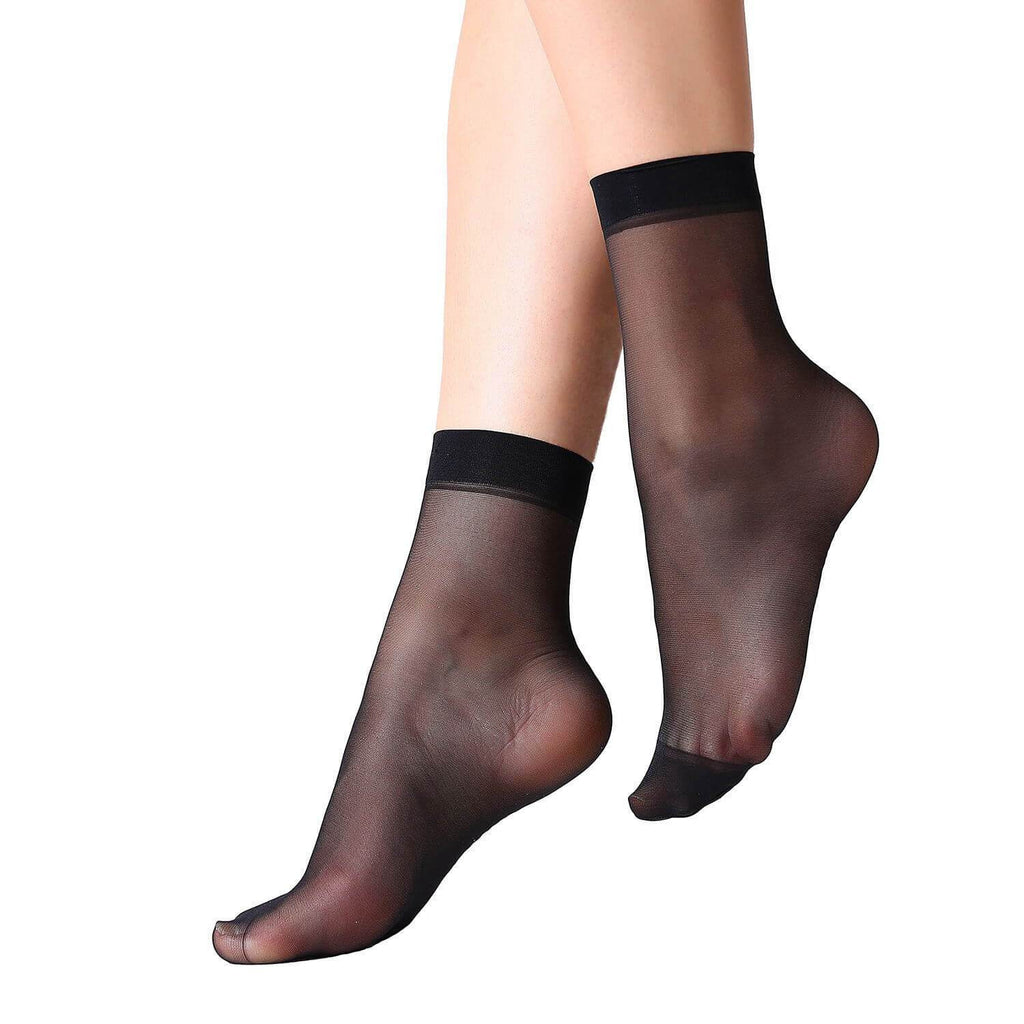 Ankle Sheer Socks 12 Pairs