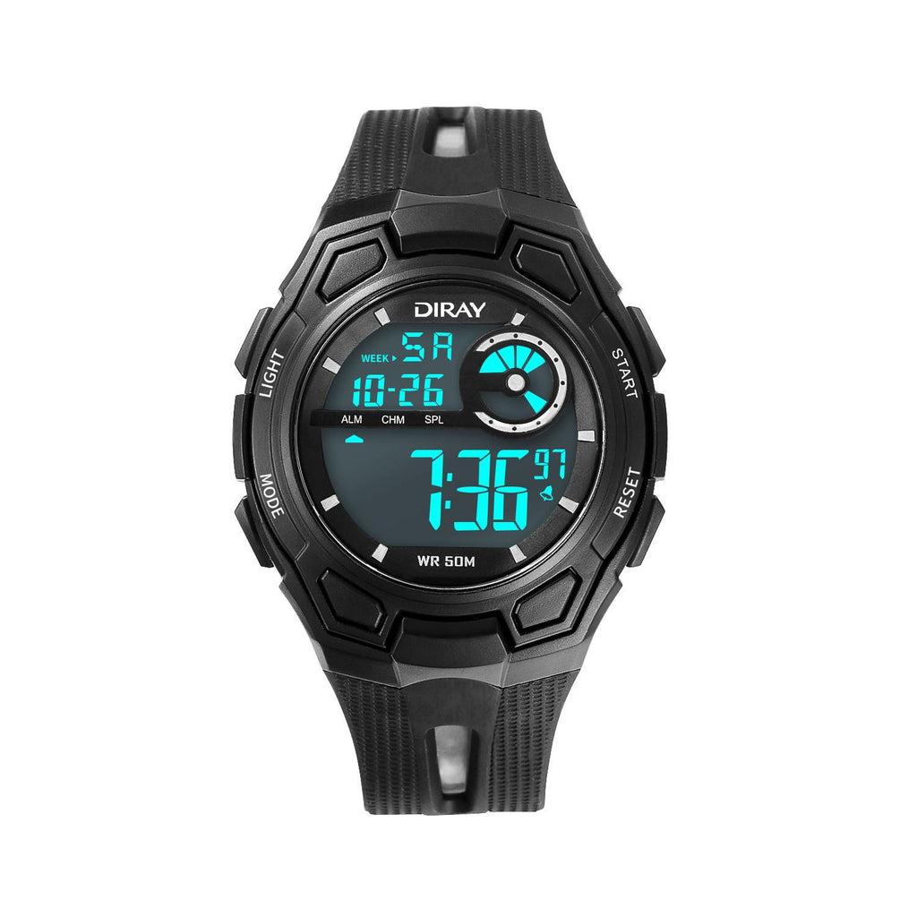 Digital Outdoor Sport Watch - Nikkiaz
