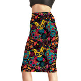 Monster Cute Rabbit Flower skirts - Nikkiaz