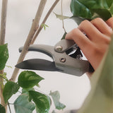 Gredom Hand Pruner Professional Pruning Shears Heavy Duty Garden Shears, Clippers for The Garden,Tree Trimmers  - Nikkiaz