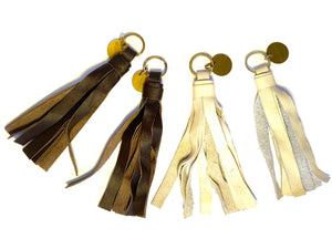 Long Tassel Keyrings