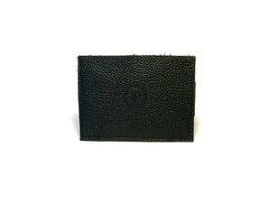 Black Card Case 3 Slots