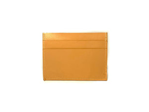 Brown Sand Card Case 5 Slots