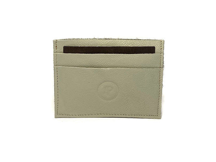 Grey Dove Card Case 5 Slots