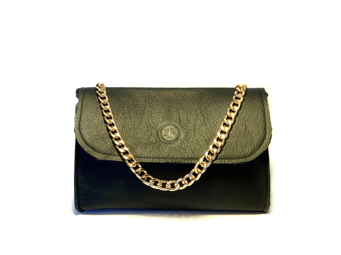 Black Soft Mini Bag