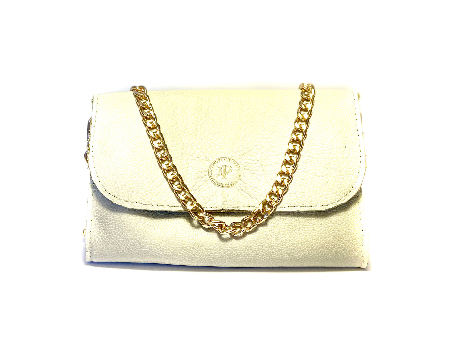 White Stingray Mini Bag
