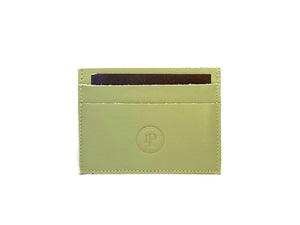 Green Mint Card Case 5 Slots
