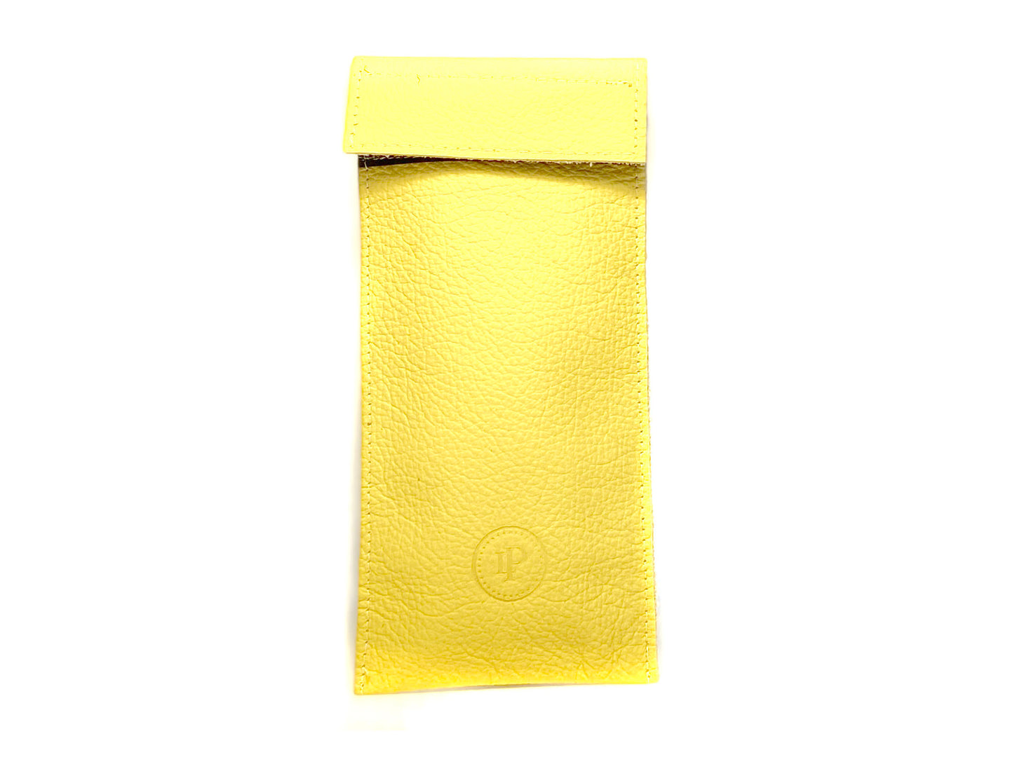 Yellow Sunglasses Case
