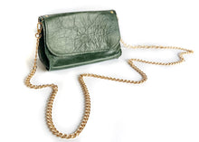 Load image into Gallery viewer, Green Vintage Mini Bag