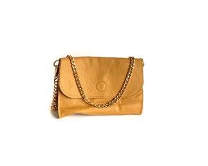 Brown Tan Mini Bag