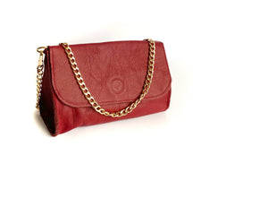 Red Dark Mini Bag