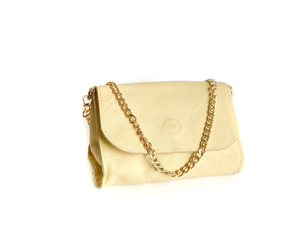 Cream Mini Bag