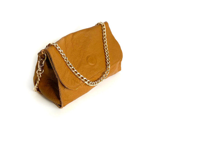 Brown Desert Grain Mini Bag