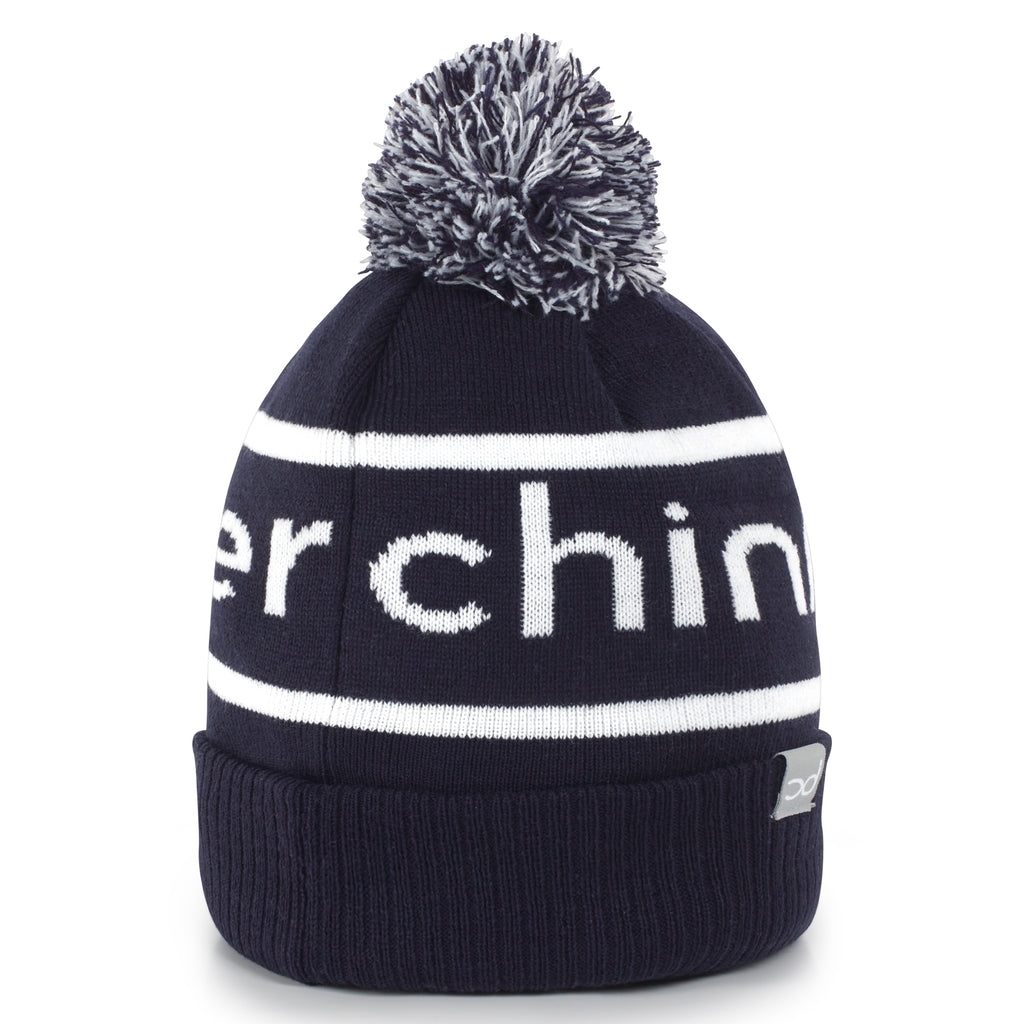 BOBBI Bobble Hat - Dark Navy