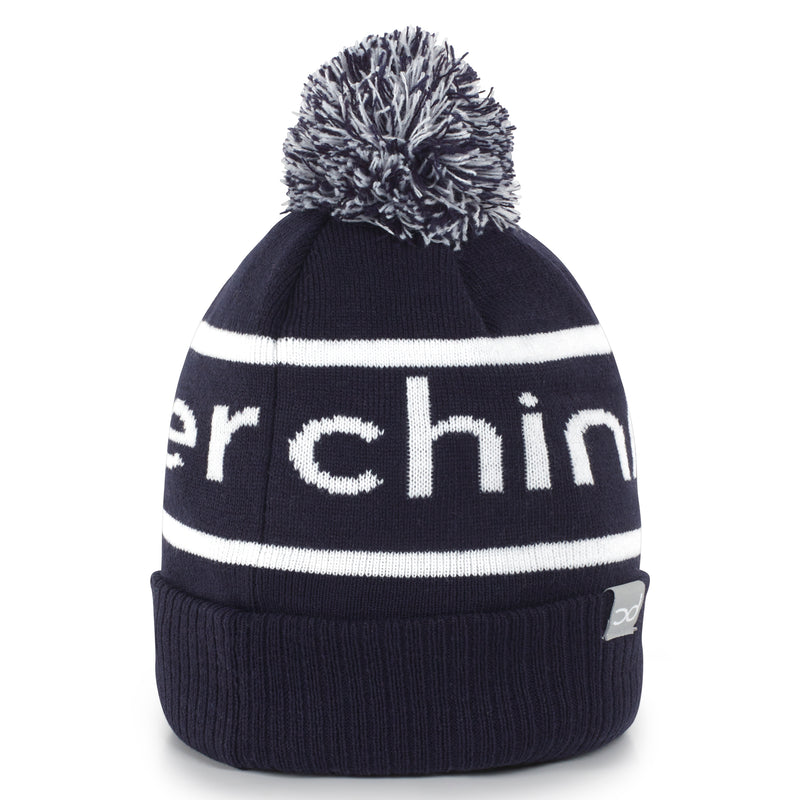 BOBBI Bobble Hat - Light Navy