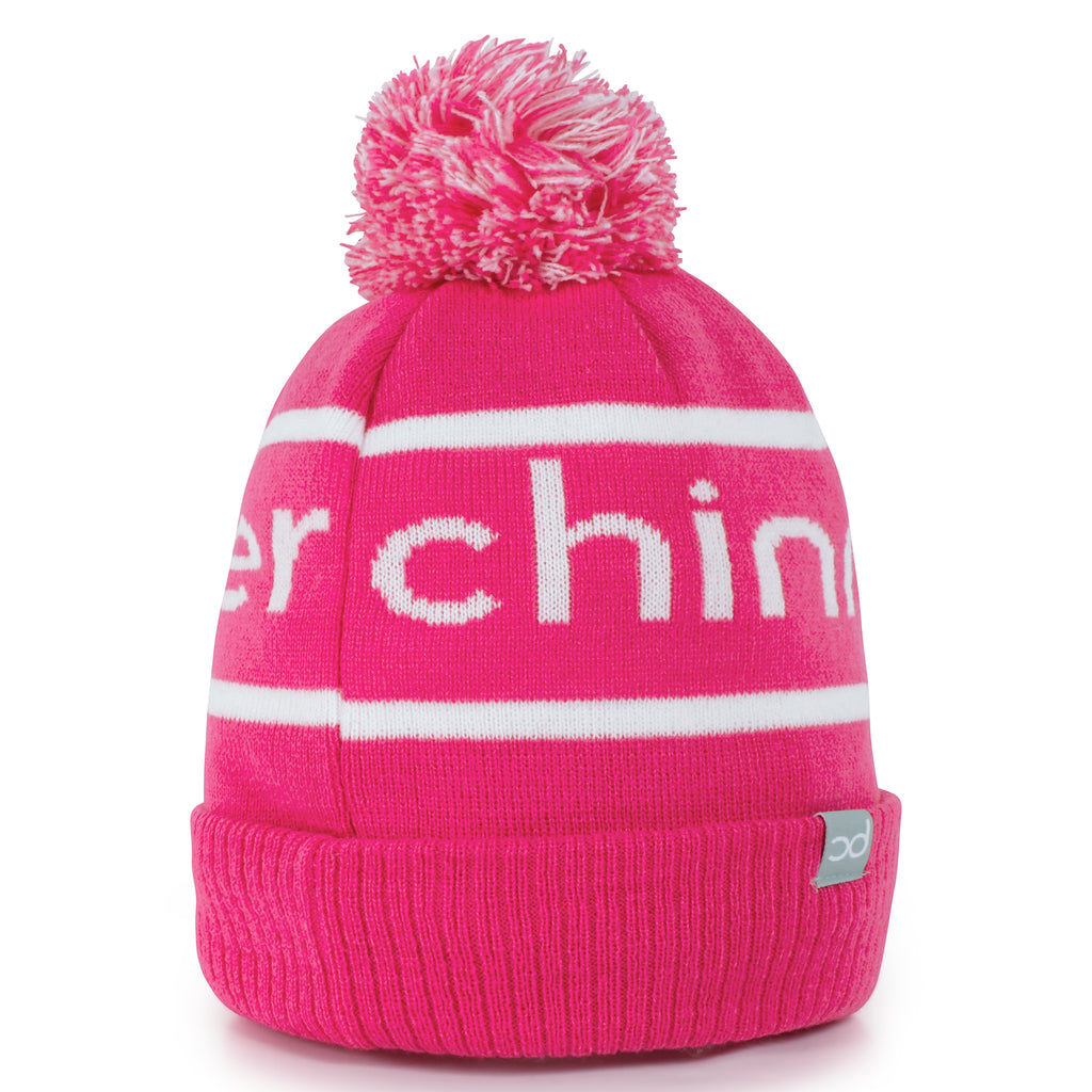 BOBBI Bobble Hat - Pink