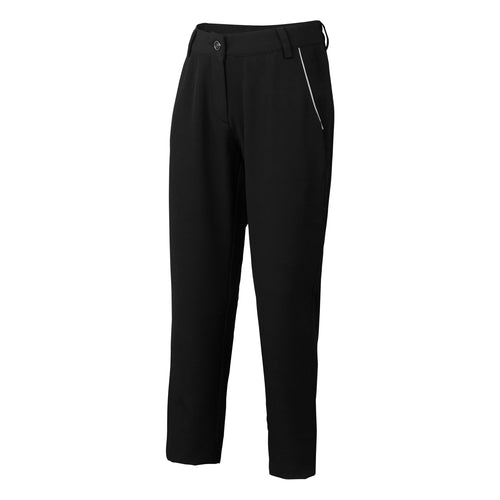 SLIM FIT LYDDIE Girls Tech Trouser - Black