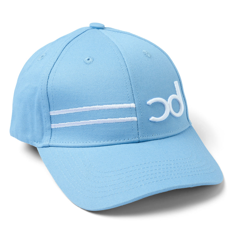 PARKY Baseball Cap - Light Blue