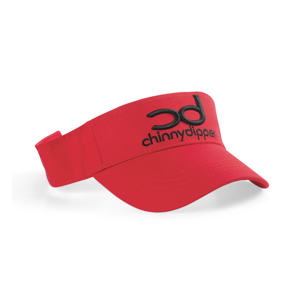 ASHERS Visor - Red
