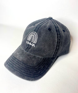 UNNA Hat - Washed Chino