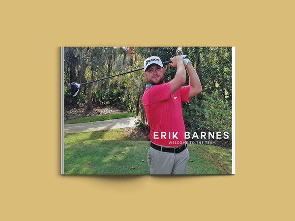 Introducing Erik Barnes, New Alial Fital Ambassador for the 2017 Web.com Tour season