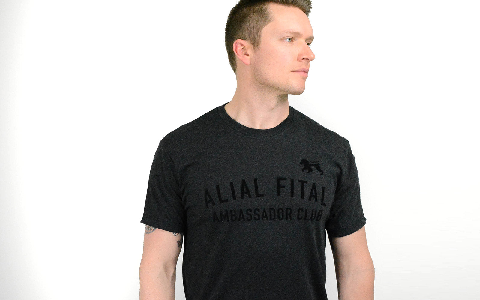 Alial Fital luxury golf wear for men