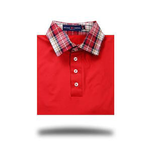 Esocal Polo shirt for men from Alial Fital, Made in America shirts for men